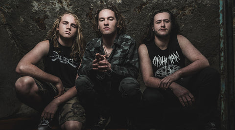 Alien Weaponry Live in NZ 2020 ticket details