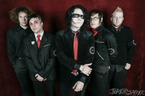 My Chemical Romance Taste of Chaos Tour