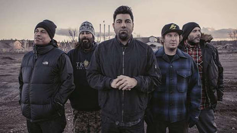 Deftones to Play in New Zealand 2020