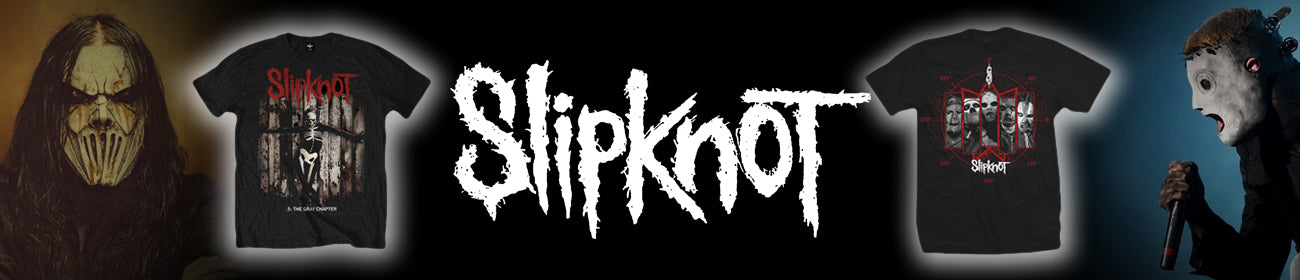 Official Slipknot T-Shirts | Twisted Thread NZ
