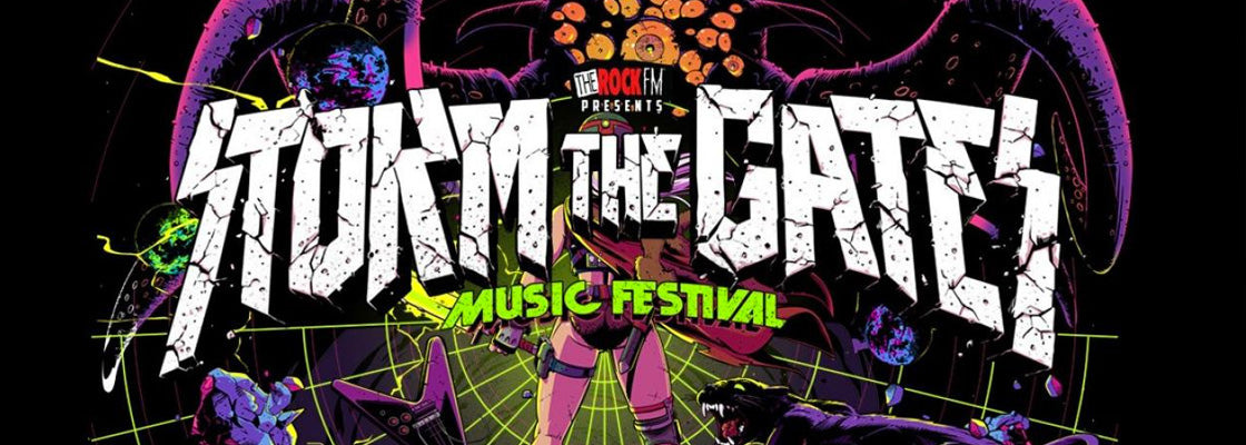 Storm The Gates Music Festival New Zealand 2018