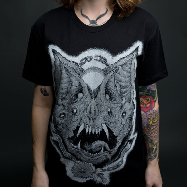 Night Breed - Black T-Shirt