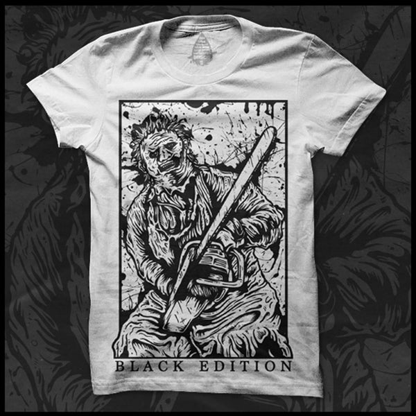 Massacre - White T-Shirt - Twisted Thread Clothing