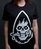 Icon Black T-Shirt - Twisted Thread Clothing