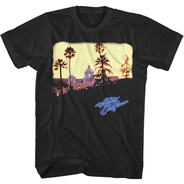 Eagles - Hotel California - Mens T-Shirt