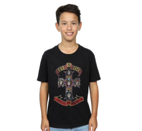 GNR - Appetite for Destruction - Kids T-Shirt