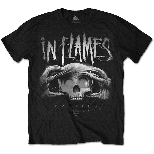In Flames - Battles - Mens T-Shirt - Twisted Thread Clothing