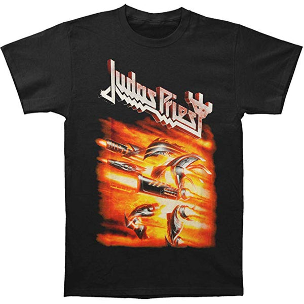 Judas Priest - Firepower - Mens T-Shirt - Twisted Thread Clothing