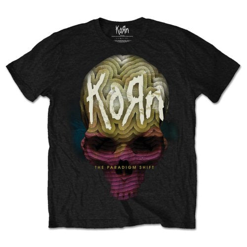 Korn - Death Dream - Mens T-Shirt - Twisted Thread Clothing