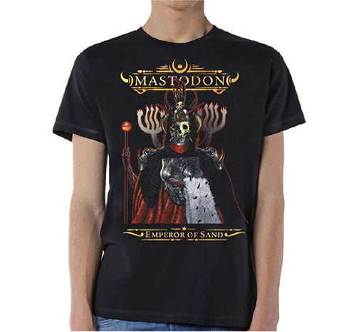 Emperor of Sand - Mens T-Shirt - Twisted Thread Clothing