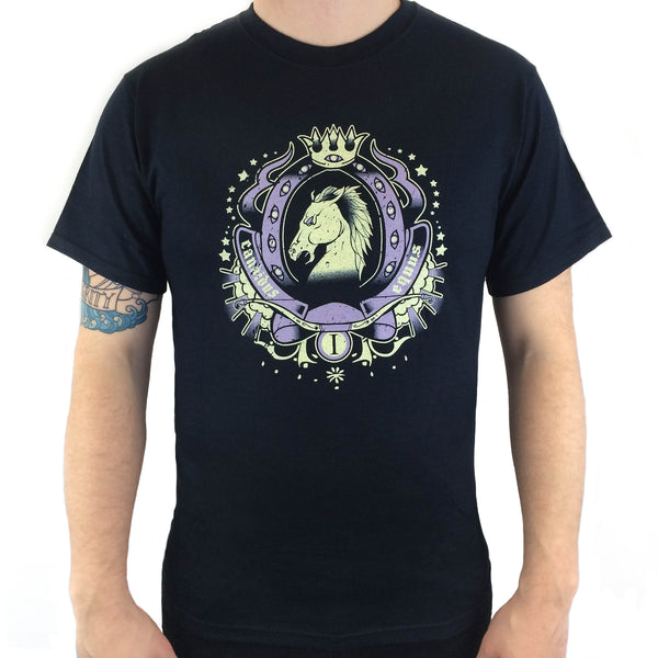 Pale Horse - Black Slim Tee