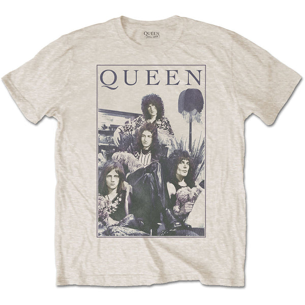 Queen Band Shirt - Vintage Frame
