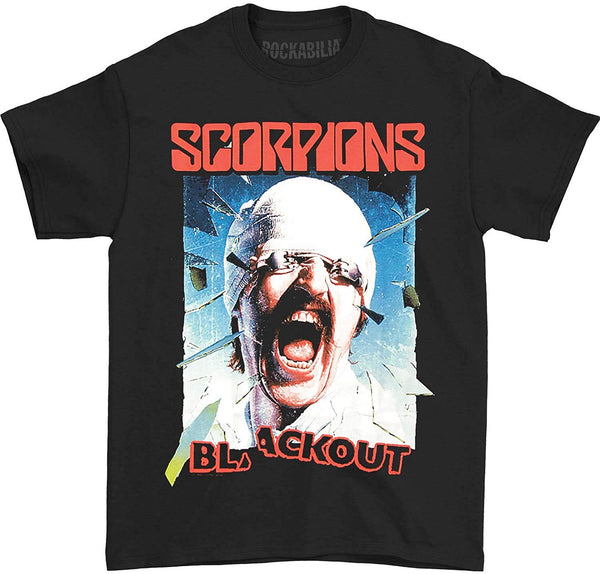 Scorpions - Blackout (Album Cover) Official - T-Shirt