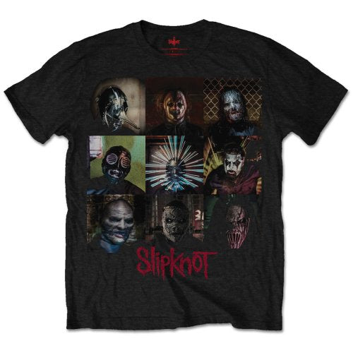 Slipknot - Blocks - Mens T-Shirt