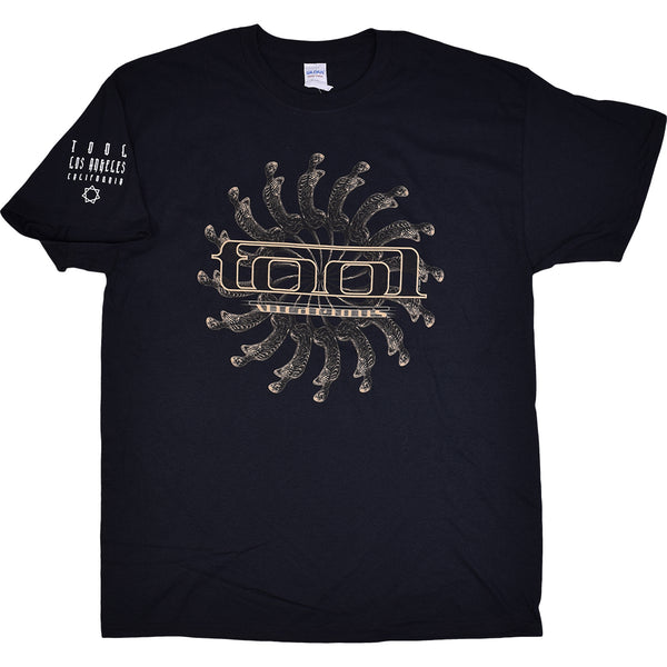 Tool - Spectre Spiral - Mens T-Shirt - Twisted Thread Clothing
