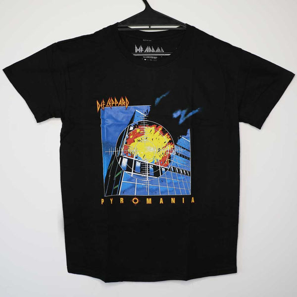 Def Leppard - Pyromania - Male - T-Shirt
