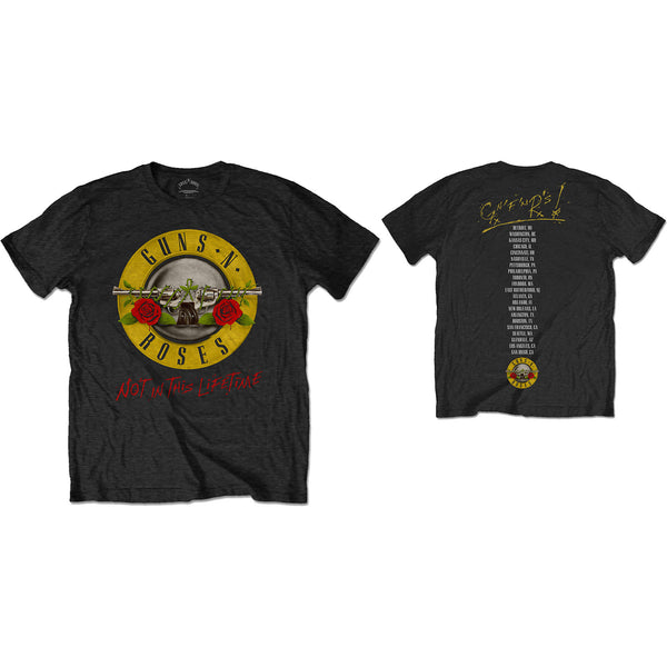 GNR - Not In This Lifetime - Limited Edition - Men's T-Shirt