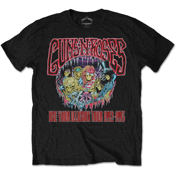 GNR - Use Your Illusion - Mens T-Shirt