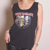 Evolution of Eddie - Ladies Vest - Slim Fit - Twisted Thread Clothing