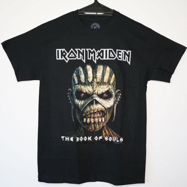 Iron Maiden - Book of Souls - Mens T-Shirt - Twisted Thread Clothing