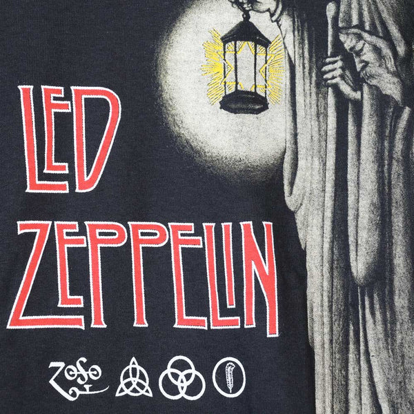 Led Zeppelin - Hermit - Male - T-Shirt - Twisted Thread Clothing
