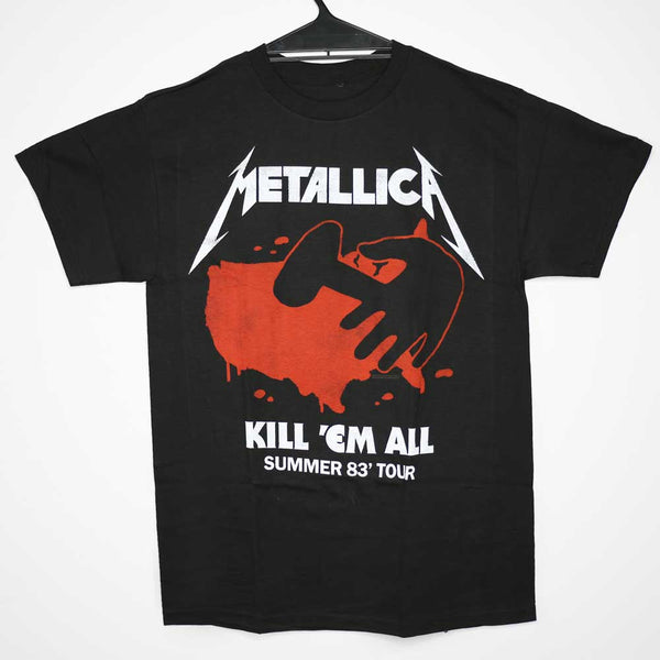 Kill 'em All Summer '83 - Mens T-Shirt