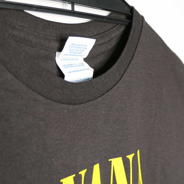 Official Smile T-Shirt with Back Print - Male - Twisted Thread Clothing