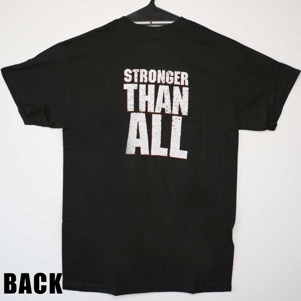 Stronger - Male - T-Shirt - Twisted Thread Clothing