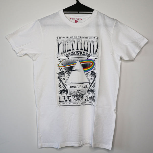 Carnegie Hall Mens White T-Shirt