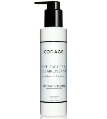 Codage CONCENTRATED MILK - Anti-Spot & Lightening