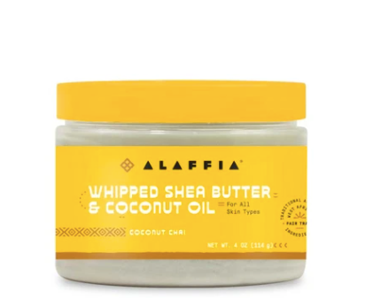 Alaffia Whipped Shea Butter & Coconut Oil