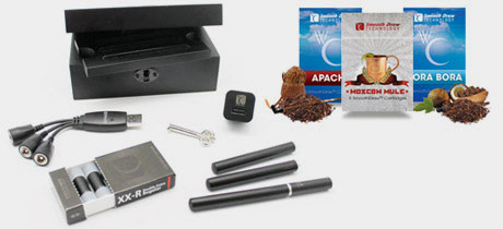 E-Cig accessories and Vaping Kit