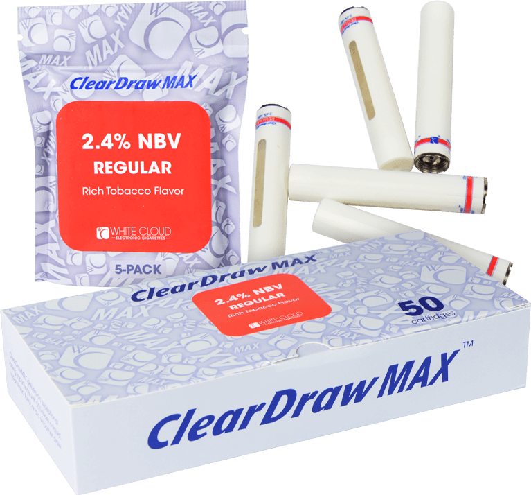 Cleardraw MAX Cartridges
