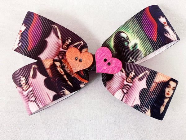 Ghoul Crush Hair Bow - Color