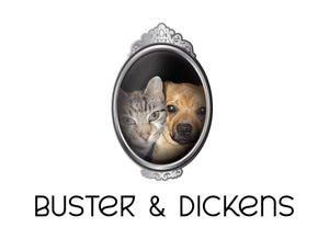 Buster and Dickens Pet Shoppe