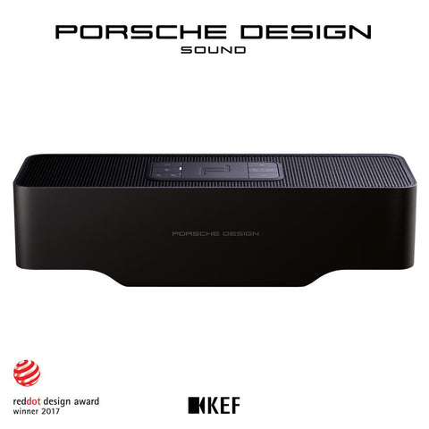 KEF Gravity One Wireless Speaker (Porsche Design)