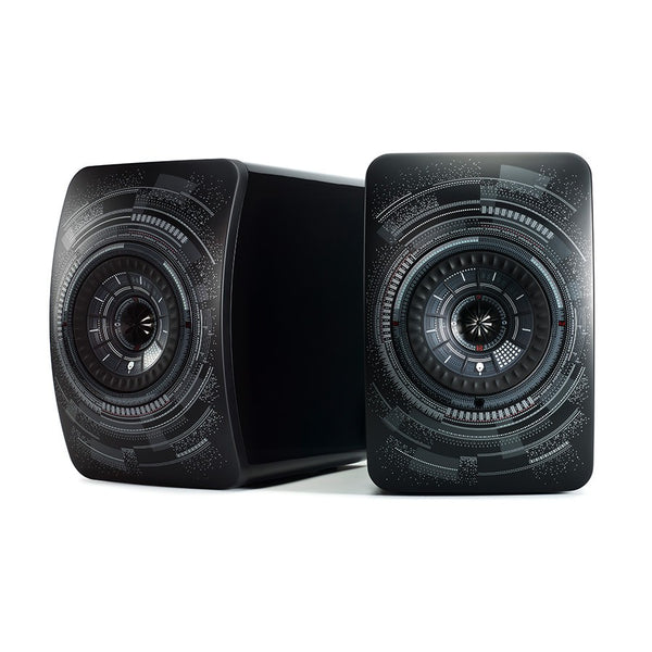 KEF LS50W Wireless 'Nocturne' by Marcel Wanders