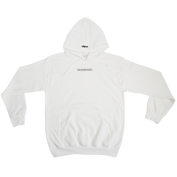 Sweat blanc Random Eddy de Pretto