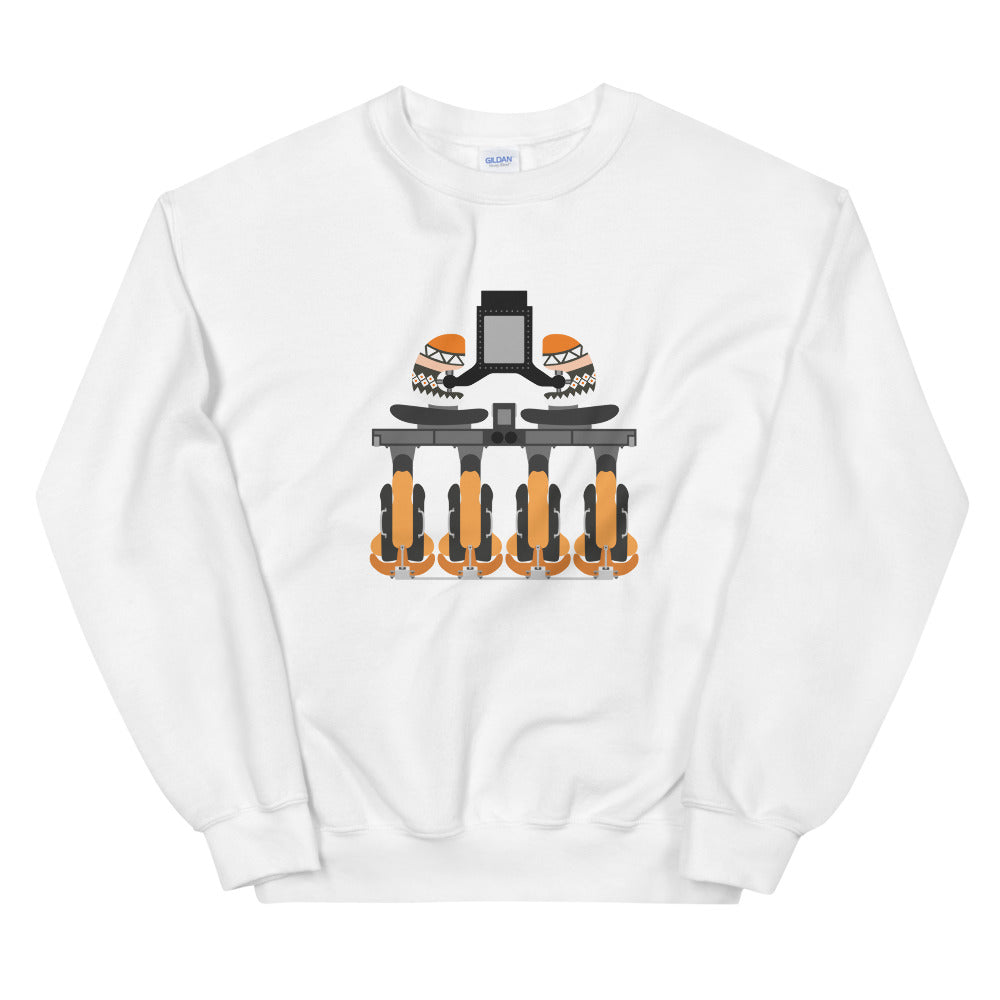 INVERTED - Unisex Sweatshirt