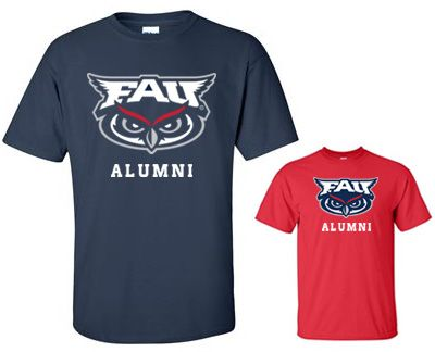 Florida Atlantic Alumni T-Shirt