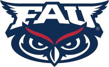 Load image into Gallery viewer, Florida Atlantic (FAU) Heathered Performance Polo *Blue Only