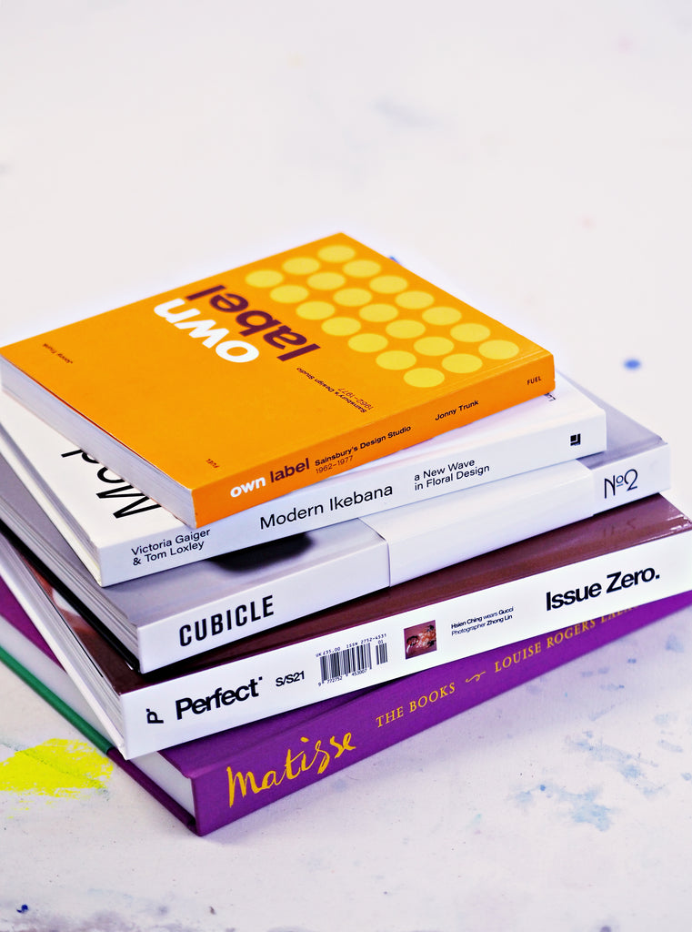 The Completist design books we love