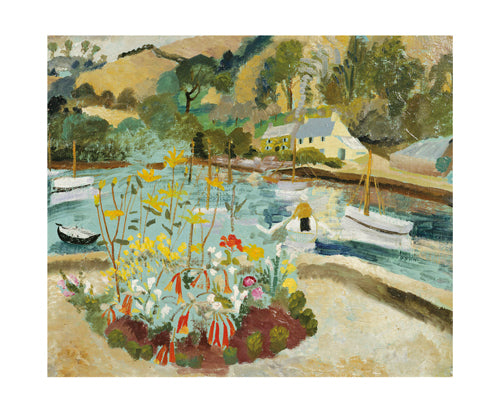 Greetings Card - Summer : Winifred Nicholson