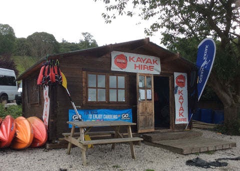 Kayak Hire Ambleside Yha Waterhead Windermere Canoe Kayak