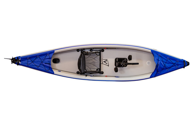 Verano - Inflatable California Paddle Drive