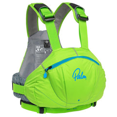 Palm Equipment - FX PFD - Lime - Windermere Canoe Kayak