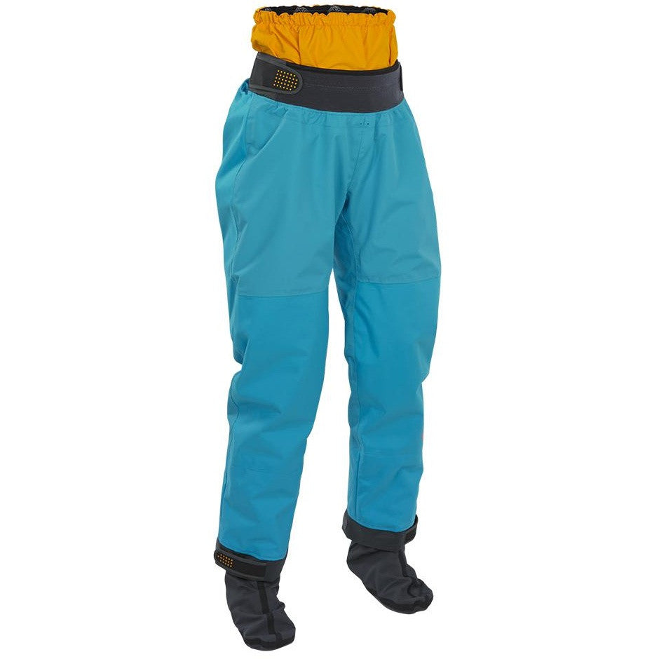 Palm Equipment - Atom Pants Women's - Aqua - Windermere Canoe Kayak