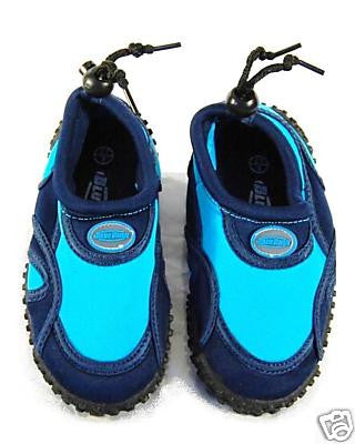 Blue Rush - Aqua Shoes Infant - Aqua - Windermere Canoe Kayak