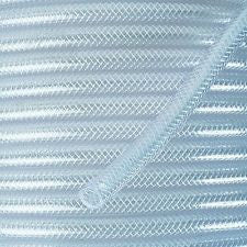 Kingfisher - Braided Clear Hose Pipe/Tubing