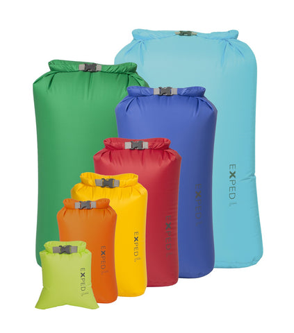 Exped - Fold Drybag Bright